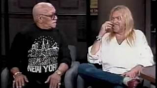 Gregg Allman (and Redd Foxx) on Late Night, November 18, 1987