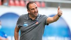 Die Pressekonferenz nach dem 2:1-Heimsieg gegen den Hamburger SV