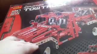 Собираю большую машину из Лего