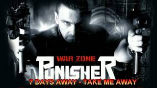 The Punisher Warzone Soundtrack - 7 Days Away - Take Me Away Watch