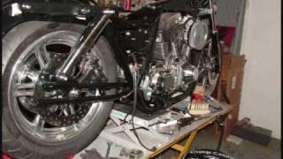 Building A 120'' Harley Fxr By Russ Barnett