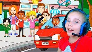 My City : Дом новая игра Обучающие и ролевые игры для детей