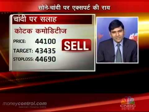 GOLD TREND ,SILVER TREND DR RAVI CNBC
