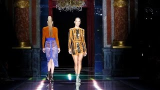 Balmain | Spring Summer 2016 Full Fashion Show | Exclusive