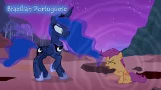 MLP FiM - Princess Luna & Scootaloo - Multi Language
