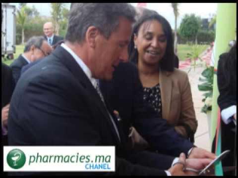 Inauguration de Biocodex Maroc