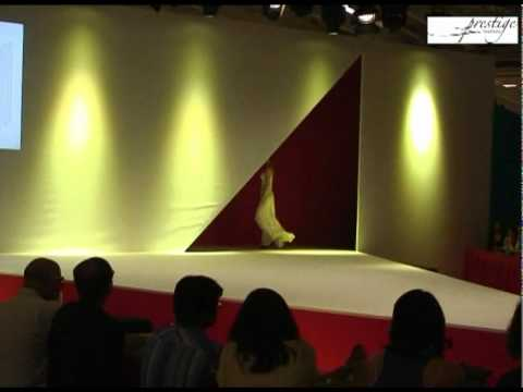 D fil cr ation pakistan salon du pr t porter 2011 youtube for Salon du pret a porter