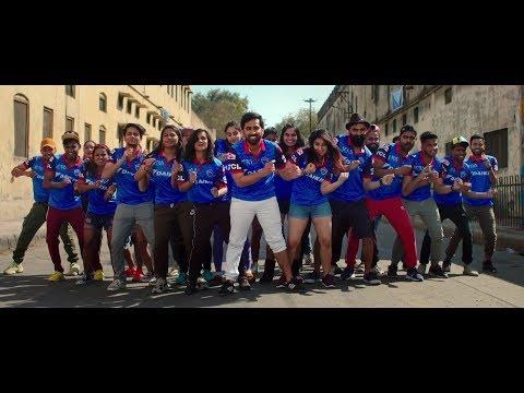 Delhi Capitals Theme Song 2019 - #RoarMacha DC Anthem 2019 - VIVO IPL 2019