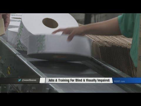 Jobs & Training For Blind & Visually Impaired