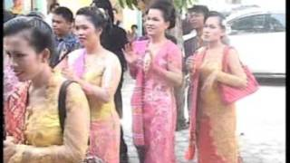 Pesta Pernikahan Adat Batak Obin Sinurat & Mona Sagala Part 3