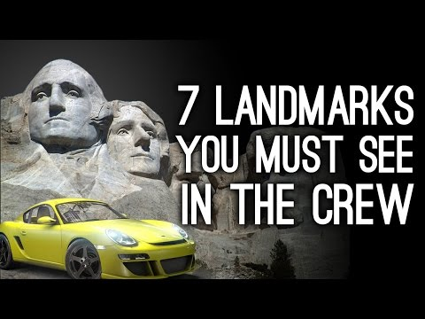 The 7 Spectacular Landmarks You Must See In The Crew