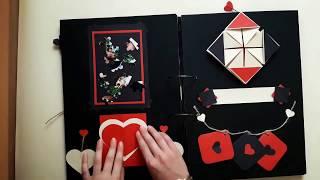 Sevgiliye Hediye / Anı defteri - Scrapbook 1