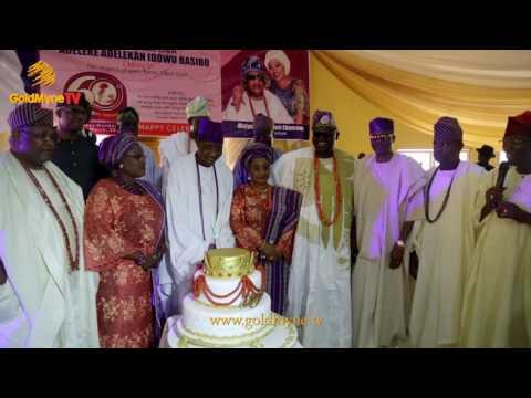 ALAPERU OF IPERU LAND, OBA ADELEKE IDOWU BASIBO CELCEBRATES 60TH BIRTHDAY