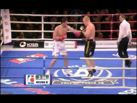 Michael Hunter VS Martin Bakole Highlights