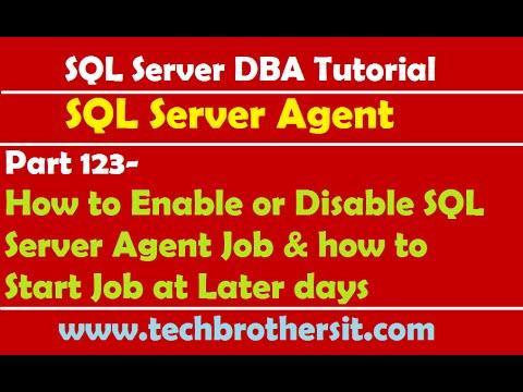 Sql server dba tutorial 158-how to migrate sql server agent jobs.