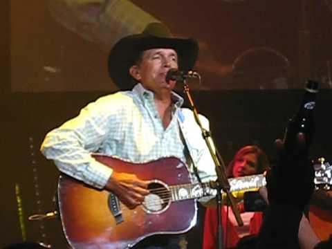 George Strait - The Cowboy Rides Away *LIVE* - 9/25/09