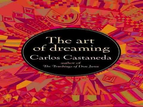 THE ART OF DREAMING By Carlos Castaneda Audiobook