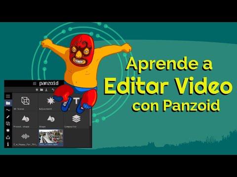 Aprende a usar el Video Editor de Panzoid