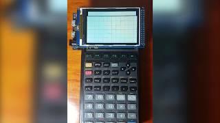 Arduino Graphing Calculator
