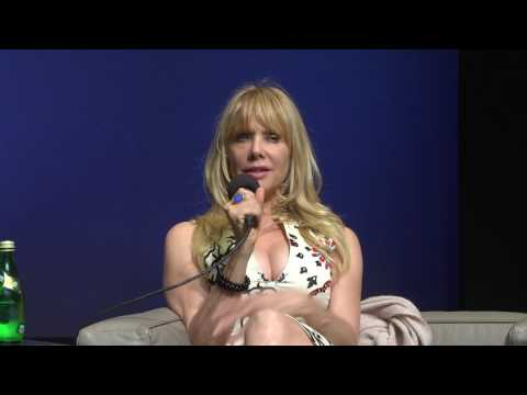 In Conversation With Rosanna Arquette