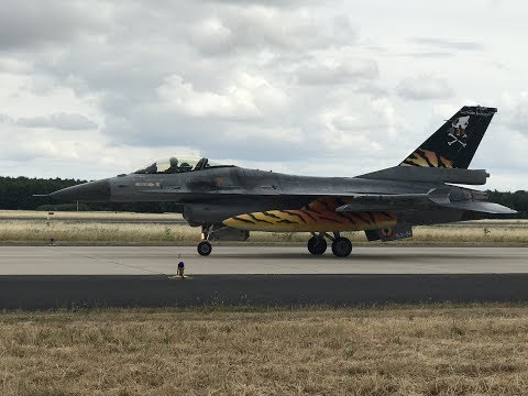 35 Years NATO Airbase Geilenkirchen Fly In Spotter Day 30.06.2017