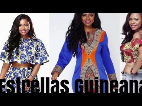 BEAUTIFUL WOMEN FROM EQUATORIAL GUINEA#Part2