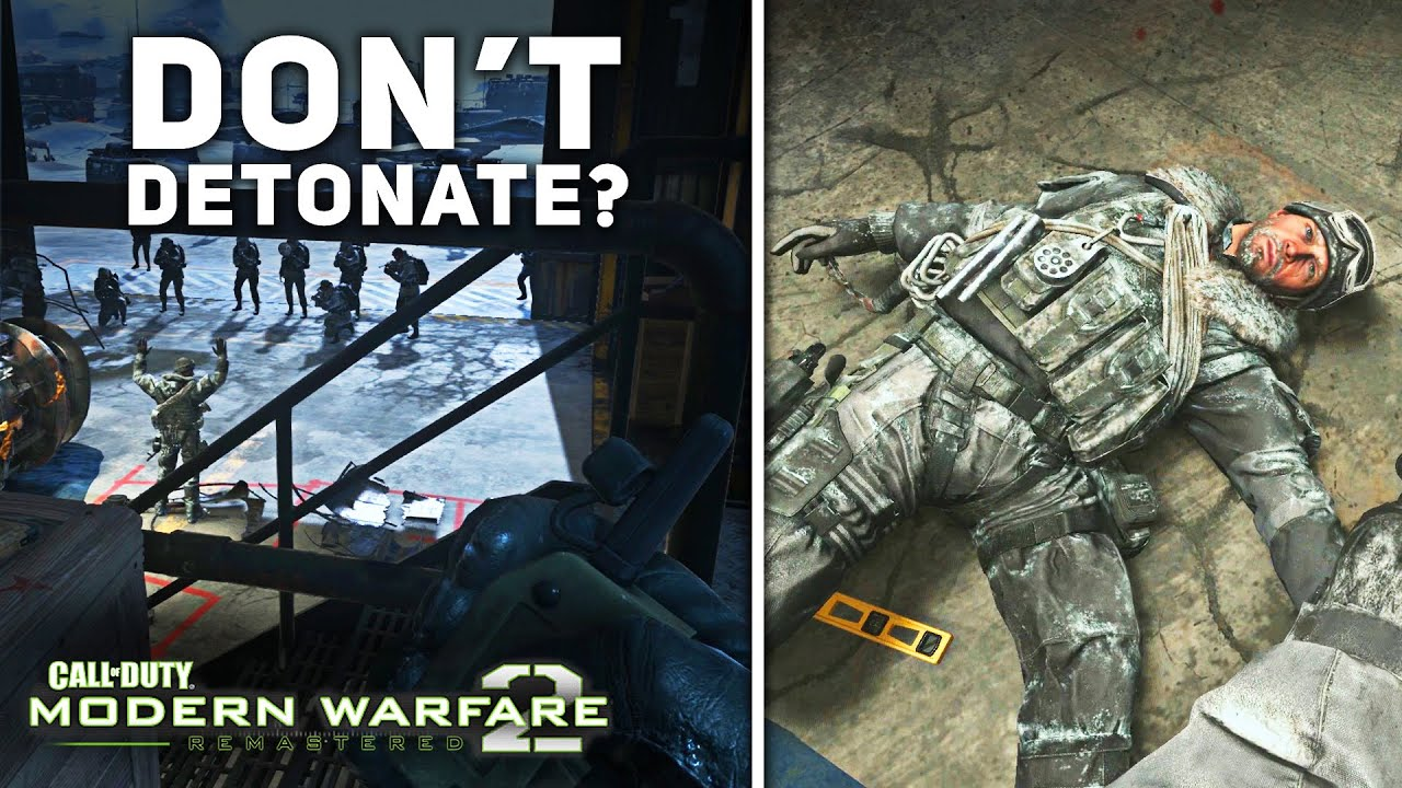 5 Ways Soap Gets Executed In Cliffhanger Mission Call Of Duty
