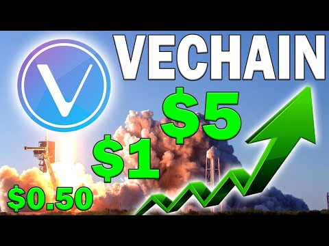 VECHAIN (VET) SMASHES NEW ALL TIME HIGH!!! WHERE TO NOW?! VET To $5!