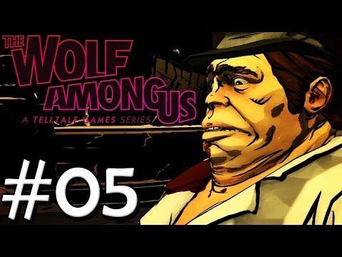 Karl Spiller The Wolf Among Us: Del 5 - Idun Pizzafyll