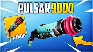Fortnite: The New Waves-Plasma Rifle on Saving the World! - ( Pulsar 9000 )
