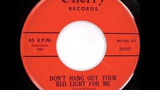Johnnie Hargett - Dont Hang Out Your Red Light For Me (1960)