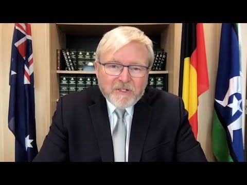 Kevin Rudd: 'China Has Politics, Too'