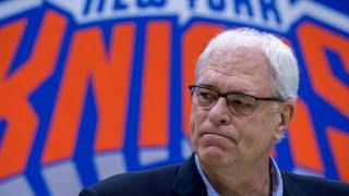 New York Knicks, Phil Jackson agree to part ways