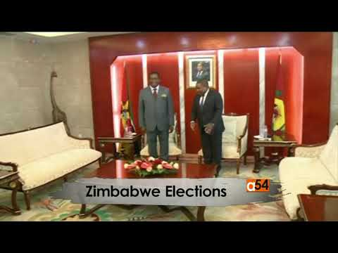 Zimbabwe schedules first post-Mugabe elections