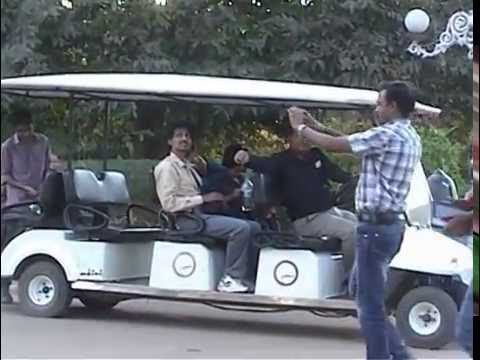 Guided Tour in Lalbagh by Electric Vehicle