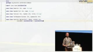 Reactive Database Mapping with Scala and Slick - Jacek Kunicki