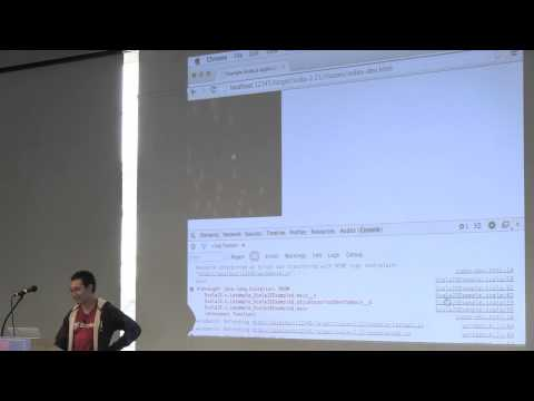 SBTB 2014, Haoyi Li: Cross-platform development with Scala.js