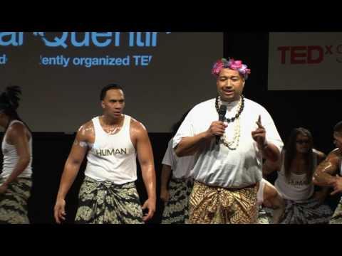 War dancing for peace | Native Hawaiians | TEDxSanQuentin