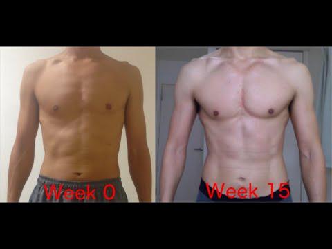 自重トレーニング「Freeletics」を15週間やった結果