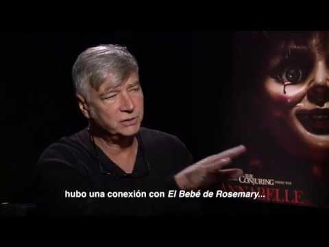 John Leonetti Habla De Annabelle Con Alex Medela
