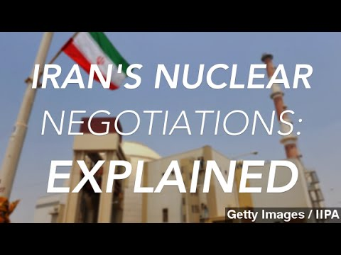 Iran's Nuclear Negotiations, Explained
