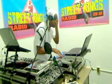 rnb hiphop live mix on streetking radio