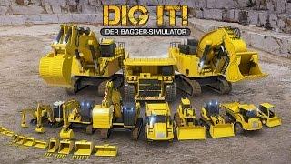 dIG IT! - A Digger Simulator - Обзор игры