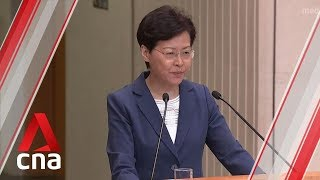 Hong Kong media turns up the heat on embattled leader Carrie Lam