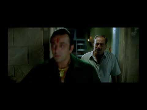 Sanjay Dutt Best Scene - Vaastav Movie