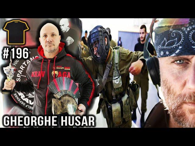 The President's Bodyguard   Krav Maga Master Gheorghe Husar   Bought The T-Shirt