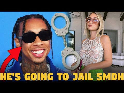 Tyga Arrested For Allegedly Putting His Hands On His EX Camaryn Swanson....AND GUESS WHO IN JAIL??