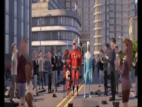 Insuperabili X-Men - Marco Destro (Gli incediblili, Megamind, Mostri vs Alieni)