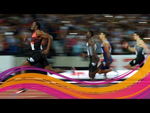What makes Usain Bolt the greatest sprinter of all time?