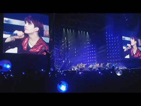 181016 BTS (방탄소년단) - Seesaw (Suga Solo) (Love Yourself World Tour In Berlin D1)